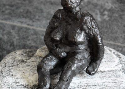 """Big Mama"" | Bronze | Unikat | ca. 18cm hoch"