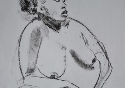 Akt weiblich