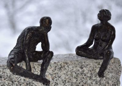 Bronze | Paar